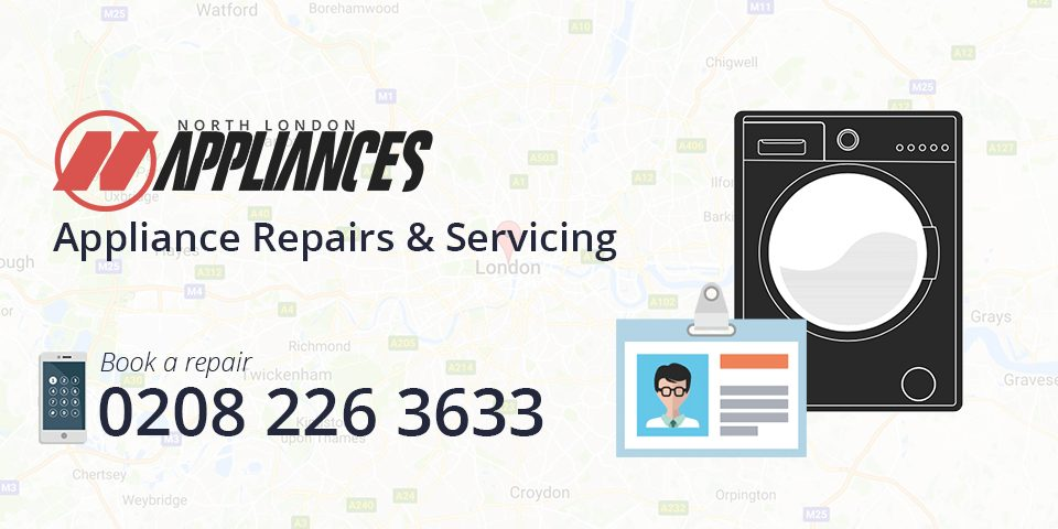appliance repairs servicing